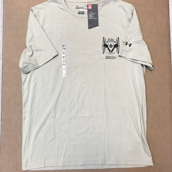 Under Armour Star Wars Storm Trooper T Shirt 862910696